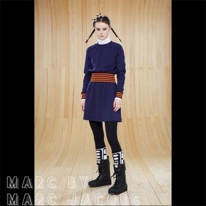 Marc by Marc Jacobs Wool Dress